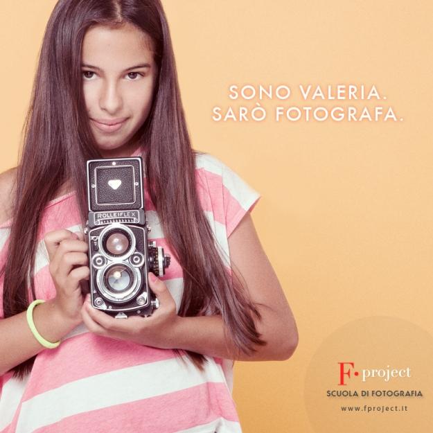 F.project - Scuola di Fotografia - Valeria
