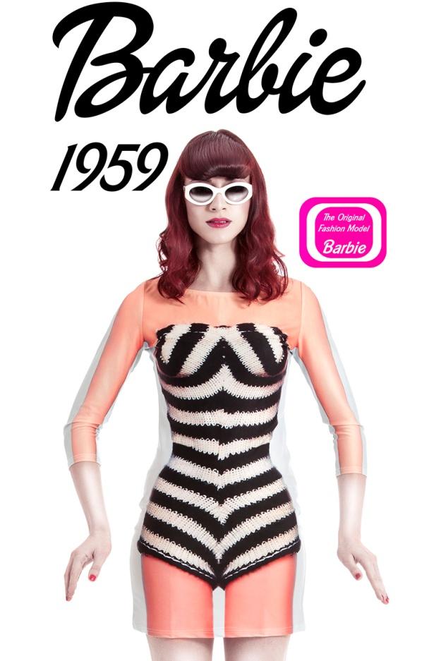 Barbie 1959
